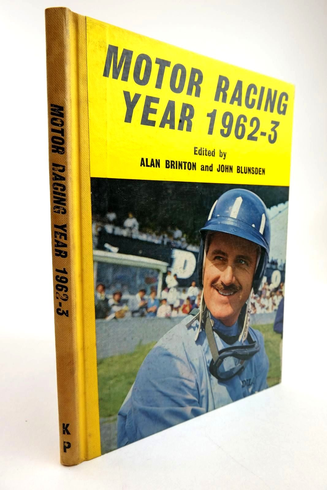 Photo of MOTOR RACING YEAR 1962-3- Stock Number: 2134308
