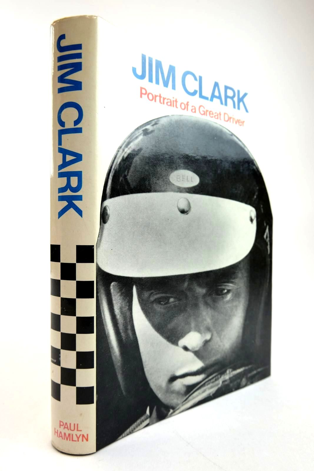 Photo of JIM CLARK PORTRAIT OF A GREAT DRIVER written by Gauld, Graham published by Paul Hamlyn (STOCK CODE: 2134311)  for sale by Stella & Rose's Books