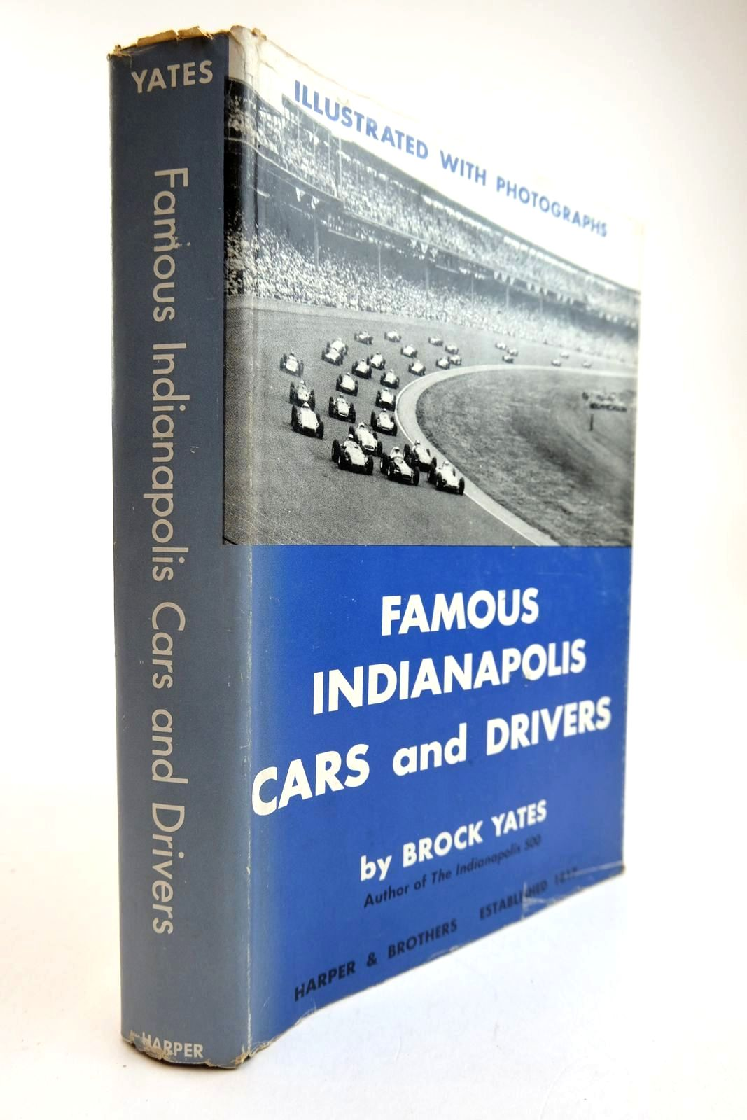 Photo of FAMOUS INDIANAPOLIS CARS AND DRIVERS- Stock Number: 2134312