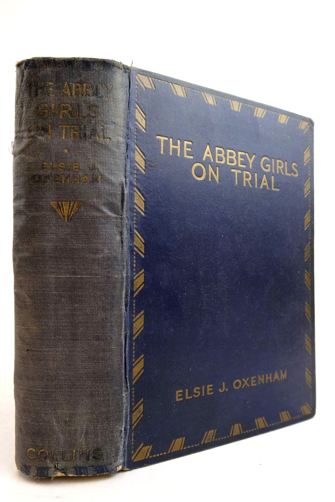 Photo of THE ABBEY GIRLS ON TRIAL- Stock Number: 2134318