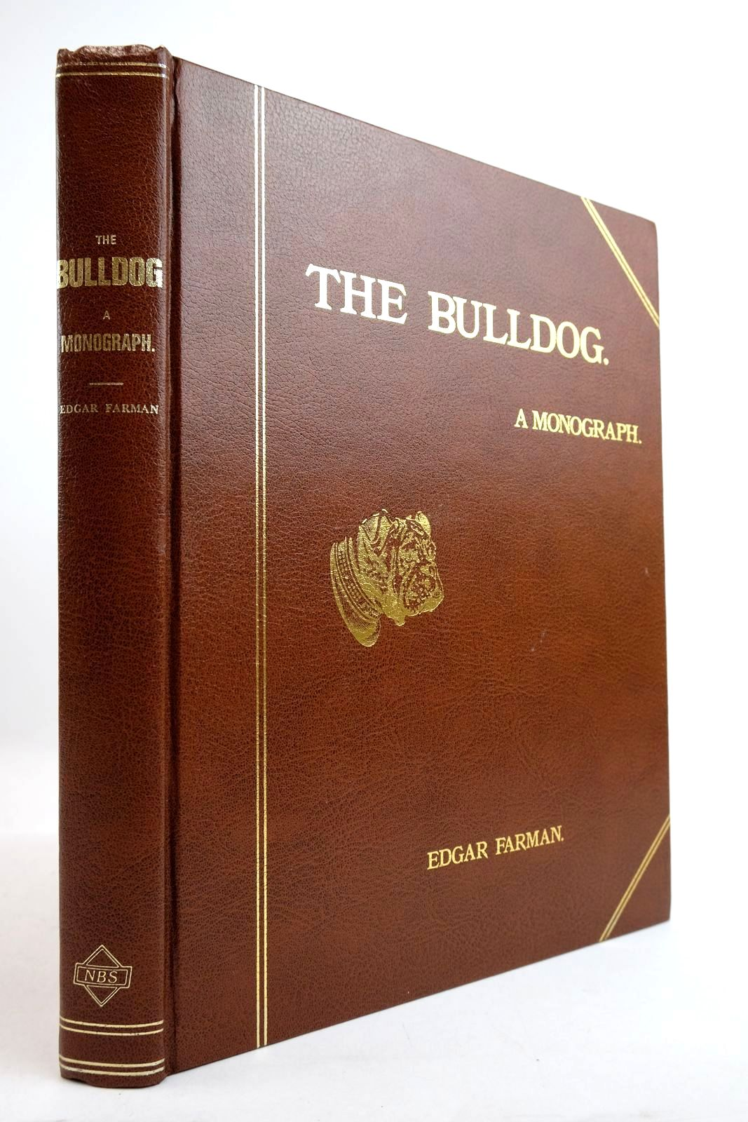 Photo of THE BULLDOG A MONOGRAPH written by Farman, Edgar published by Nimrod Book Services (STOCK CODE: 2134326)  for sale by Stella & Rose's Books