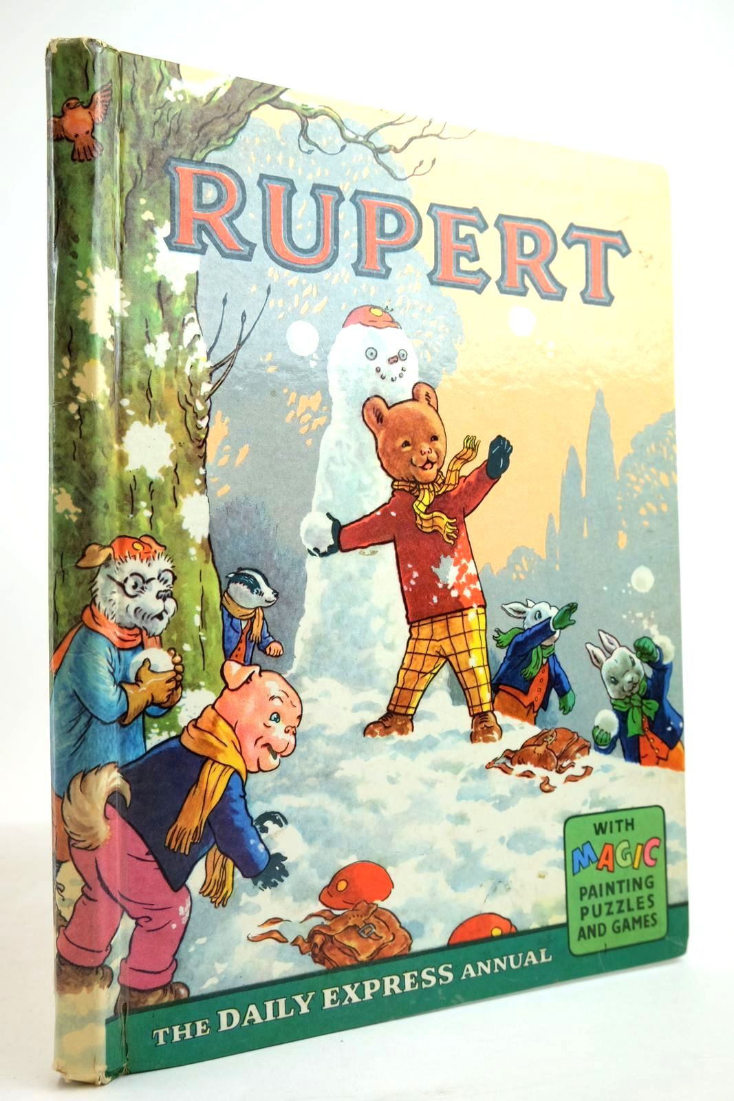 Photo of RUPERT ANNUAL 1962- Stock Number: 2134338