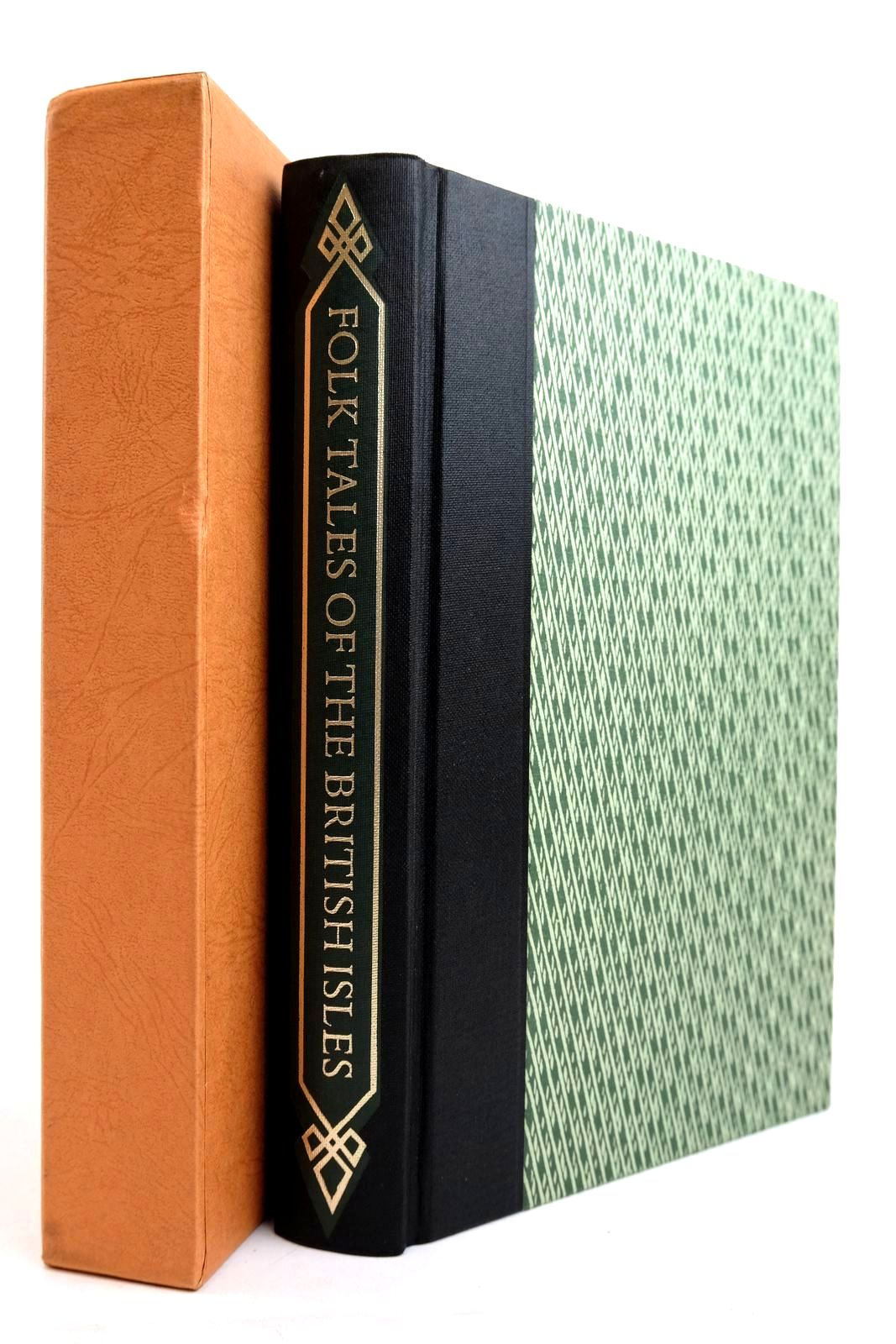 Photo of FOLK TALES OF THE BRITISH ISLES written by Crossley-Holland, Kevin illustrated by Firmin, Hannah published by Folio Society (STOCK CODE: 2134362)  for sale by Stella & Rose's Books