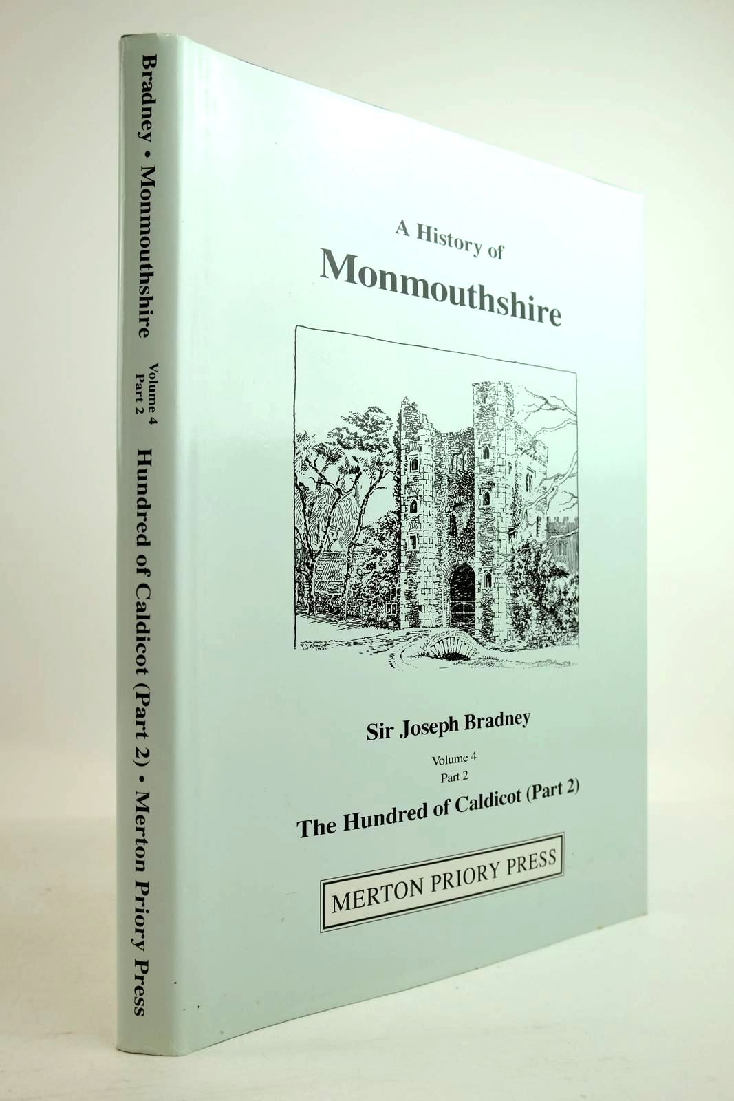 Photo of A HISTORY OF MONMOUTHSHIRE THE HUNDRED OF CALDICOT PART 2- Stock Number: 2134368