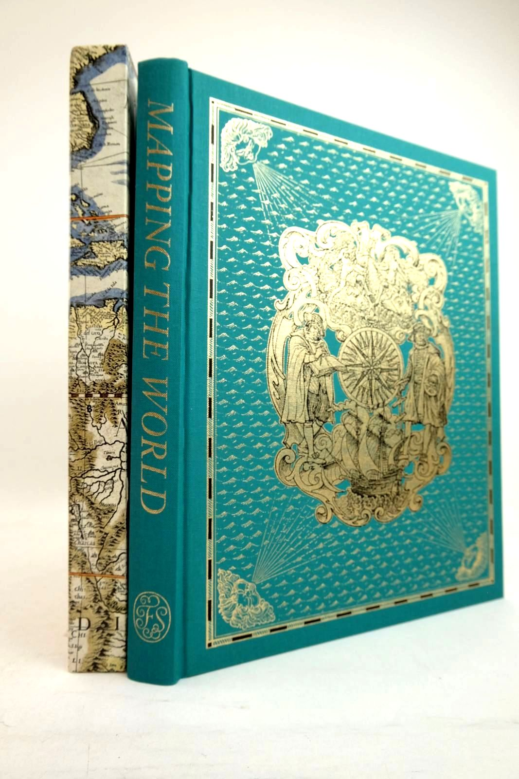Photo of MAPPING THE WORLD written by Whitfield, Peter published by Folio Society (STOCK CODE: 2134395)  for sale by Stella & Rose's Books