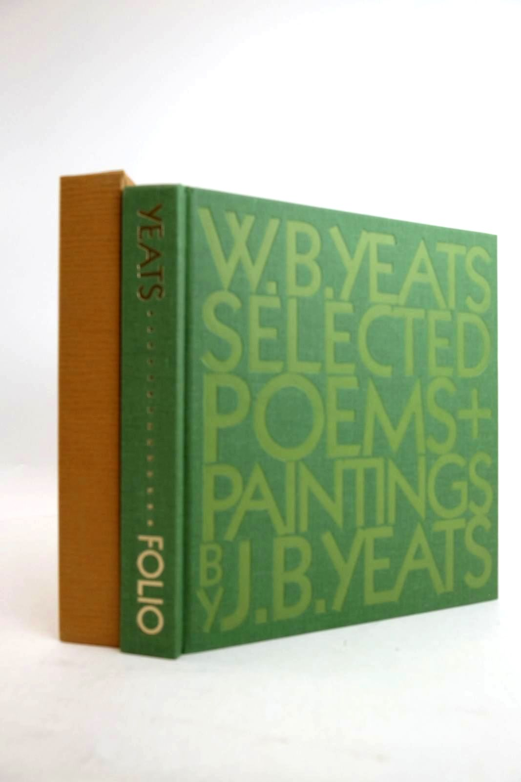 Photo of SELECTED POEMS written by Yeats, W.B. illustrated by Yeats, Jack B. published by Folio Society (STOCK CODE: 2134420)  for sale by Stella & Rose's Books