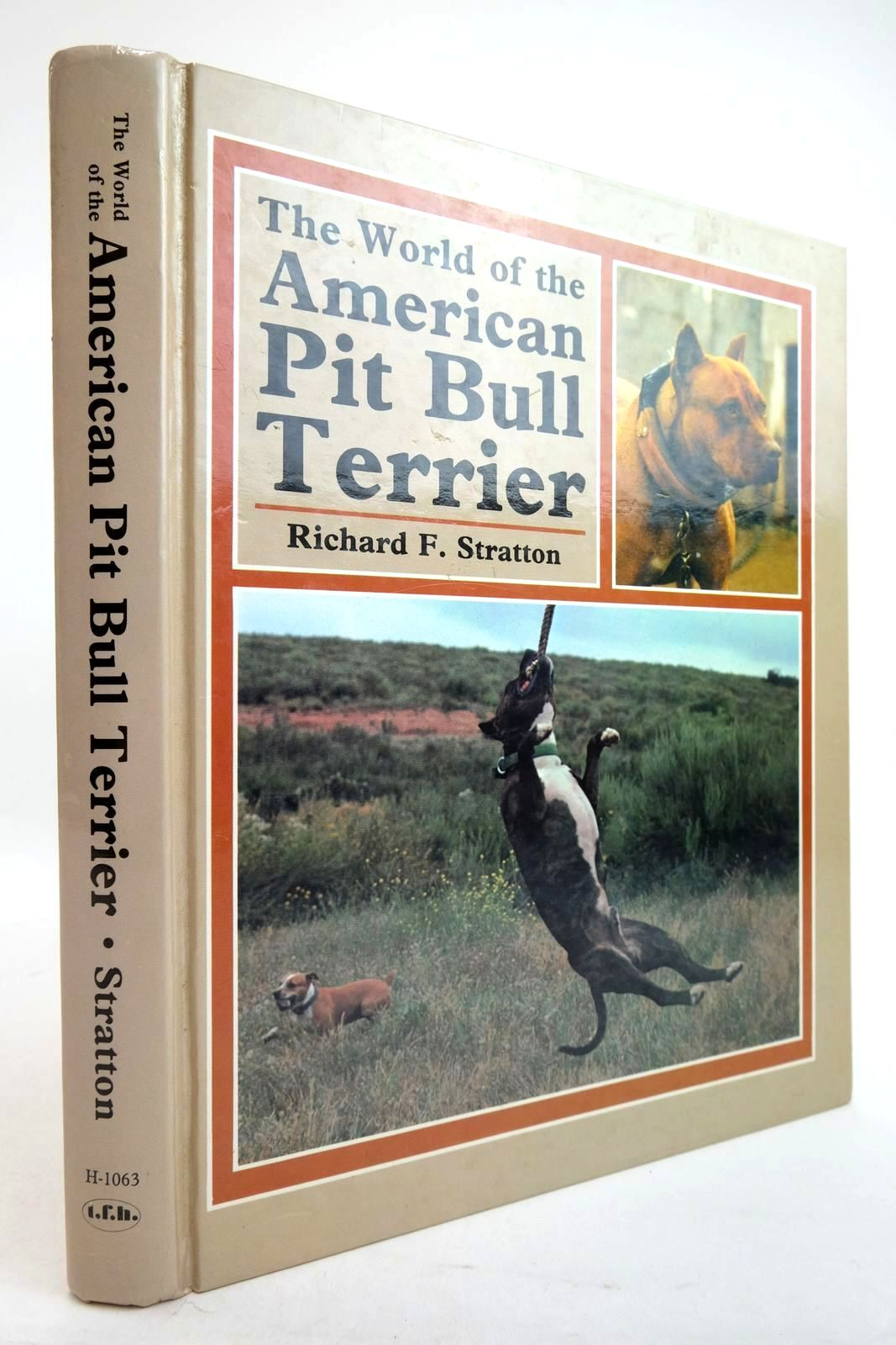 Photo of THE WORLD OF THE AMERICAN PIT BULL TERRIER- Stock Number: 2134435
