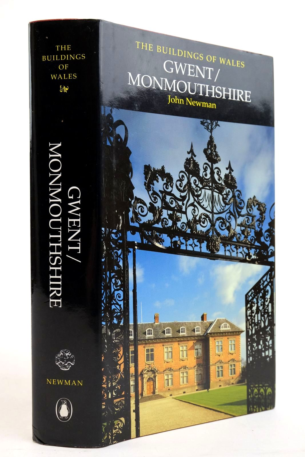 Photo of GWENT/MONMOUTHSHIRE (BUILDINGS OF WALES) written by Newman, John published by Penguin (STOCK CODE: 2134440)  for sale by Stella & Rose's Books