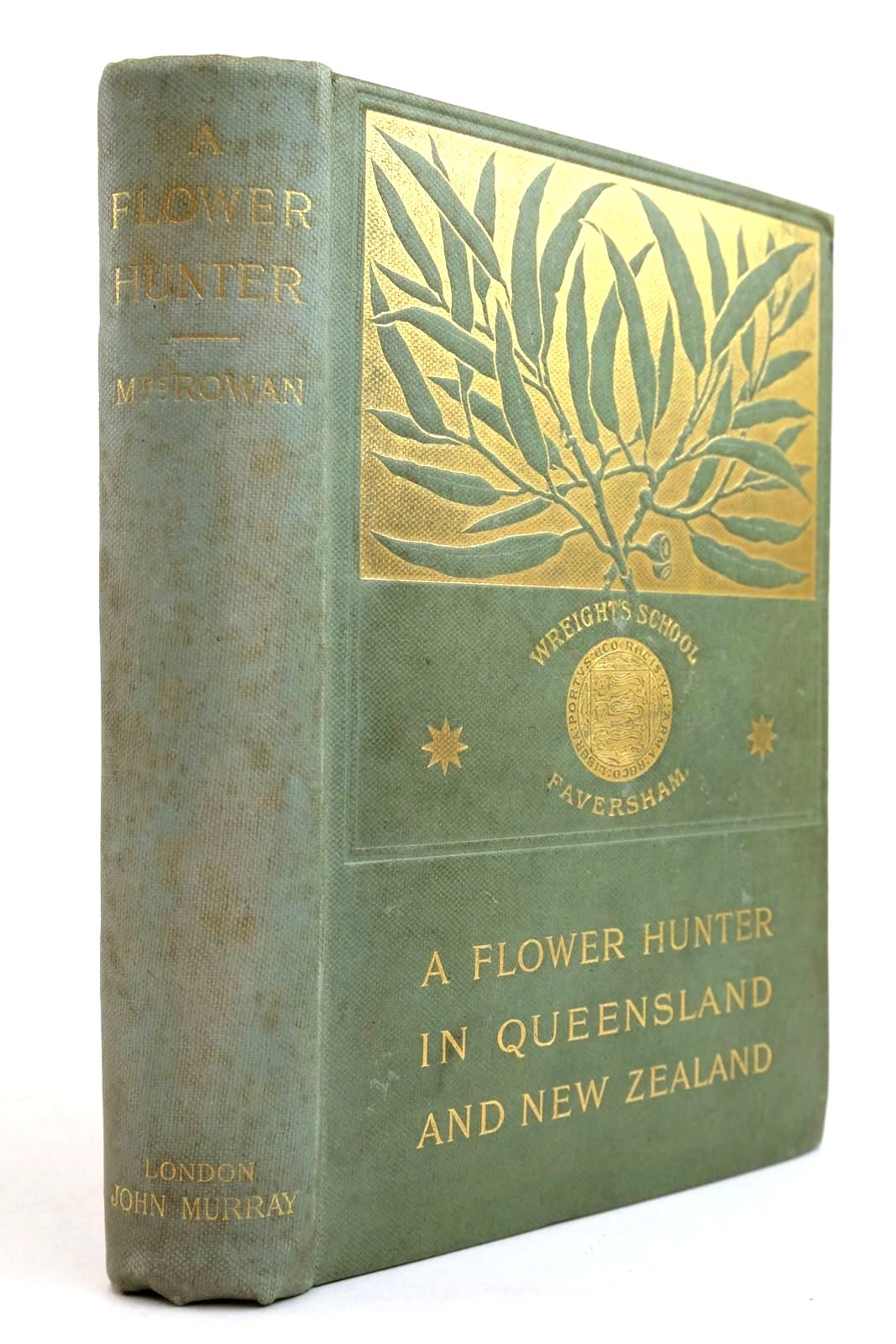 Photo of A FLOWER-HUNTER IN QUEENSLAND & NEW ZEALAND- Stock Number: 2134444