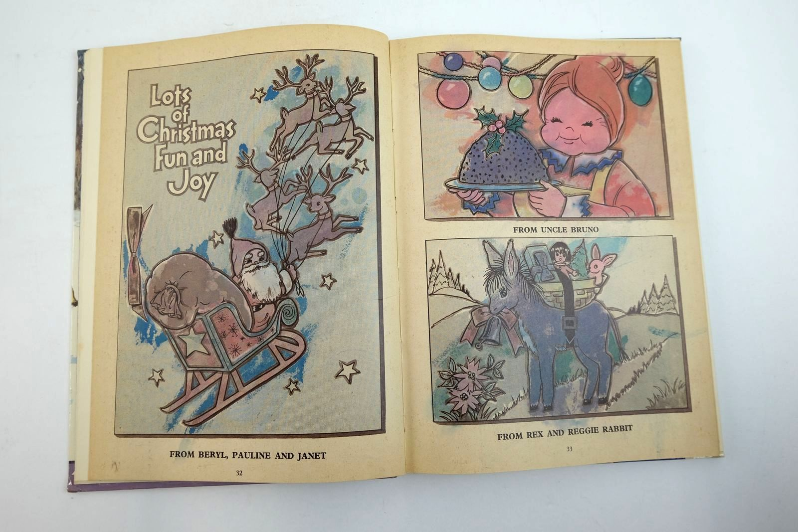 Photo of RUPERT ANNUAL 1967 written by Bestall, Alfred illustrated by Bestall, Alfred published by Daily Express (STOCK CODE: 2134447)  for sale by Stella & Rose's Books
