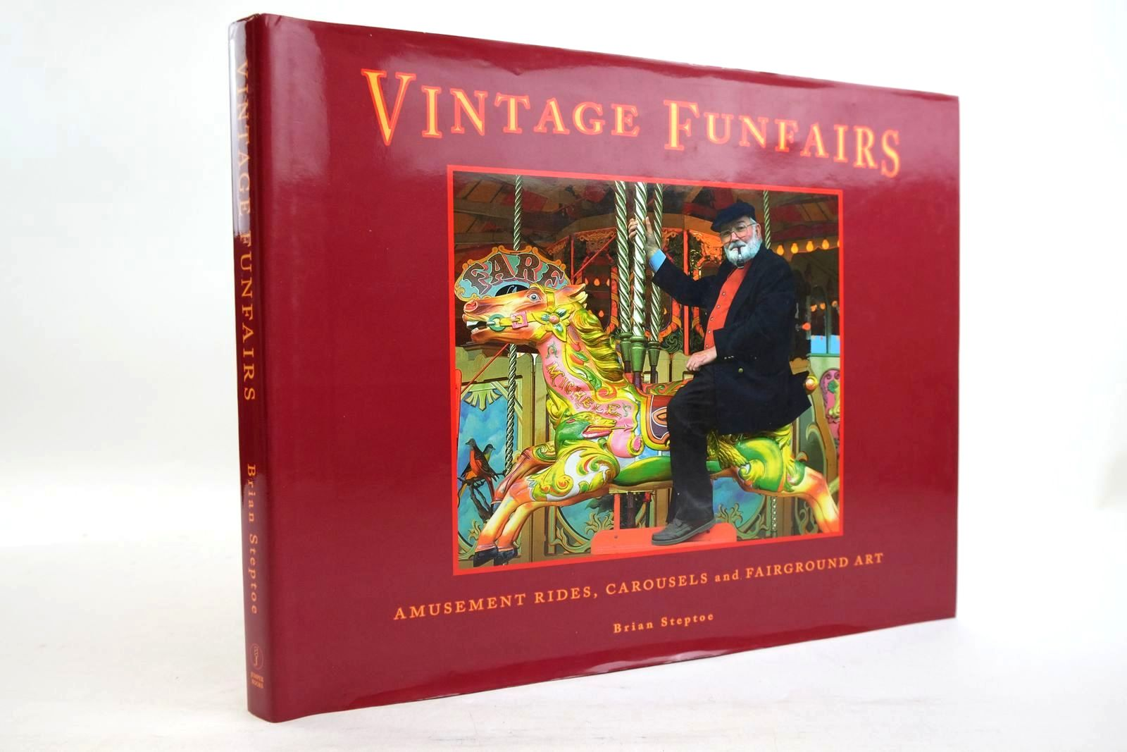 Photo of VINTAGE FUNFAIRS AMUSEMENT RIDES, CAROUSELS AND FAIRGROUND ART written by Steptoe, Brian published by Jumper Books (STOCK CODE: 2134452)  for sale by Stella & Rose's Books