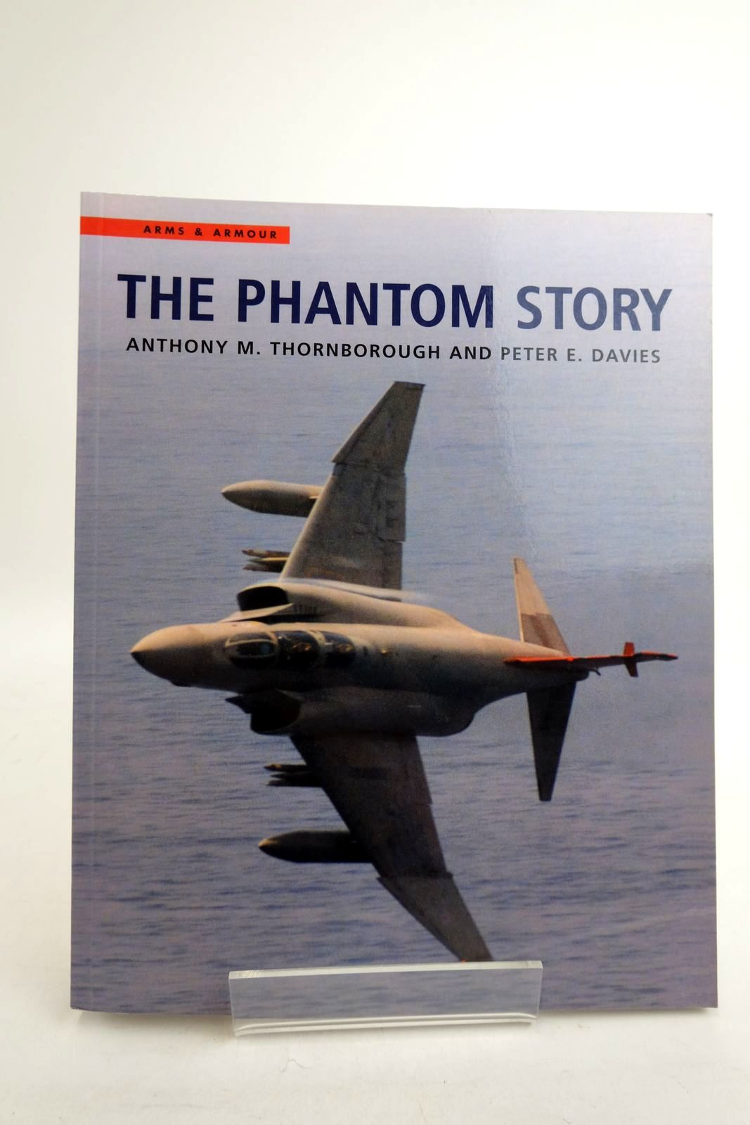 Photo of THE PHANTOM STORY written by Thornborough, Anthony M. Davies, Peter E. published by Cassell & Co. (STOCK CODE: 2134466)  for sale by Stella & Rose's Books