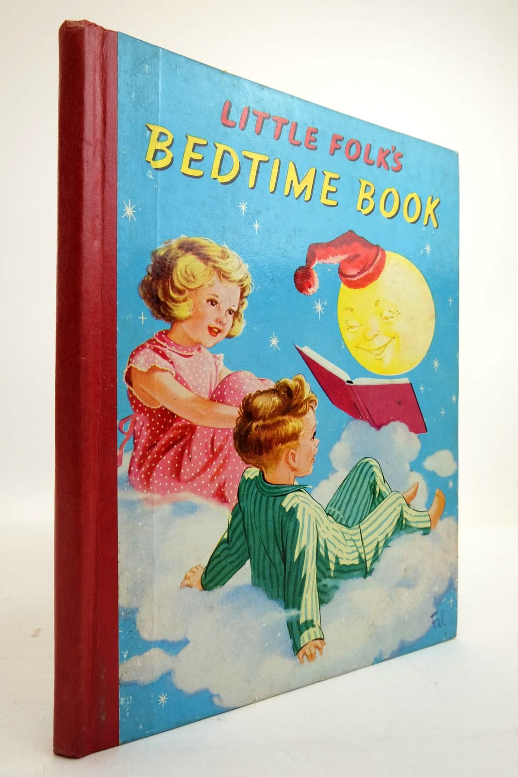 Photo of LITTLE FOLK'S BEDTIME BOOK- Stock Number: 2134470