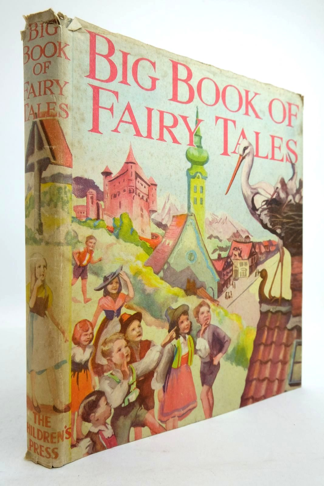 Photo of BIG BOOK OF FAIRY TALES written by Grimm, Brothers Andersen, Hans Christian illustrated by Anderson, Anne published by The Children's Press (STOCK CODE: 2134472)  for sale by Stella & Rose's Books