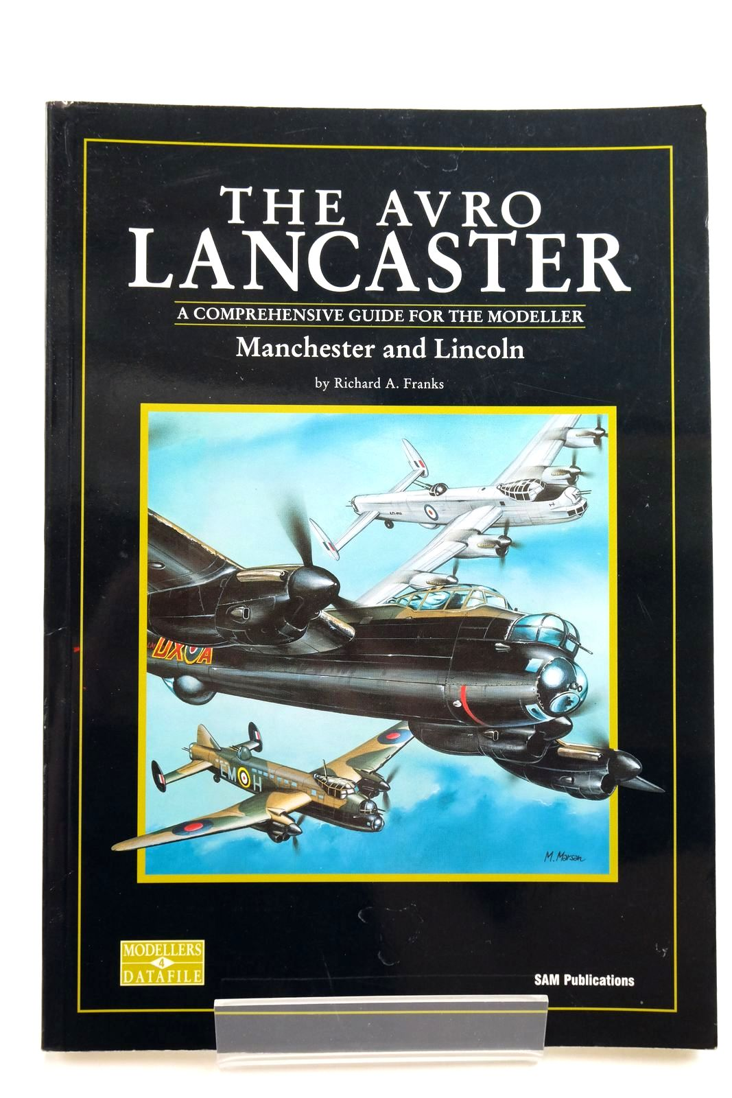 Photo of THE AVRO LANCASTER: A COMPREHENSIVE GUIDE FOR THE MODELLER- Stock Number: 2134483
