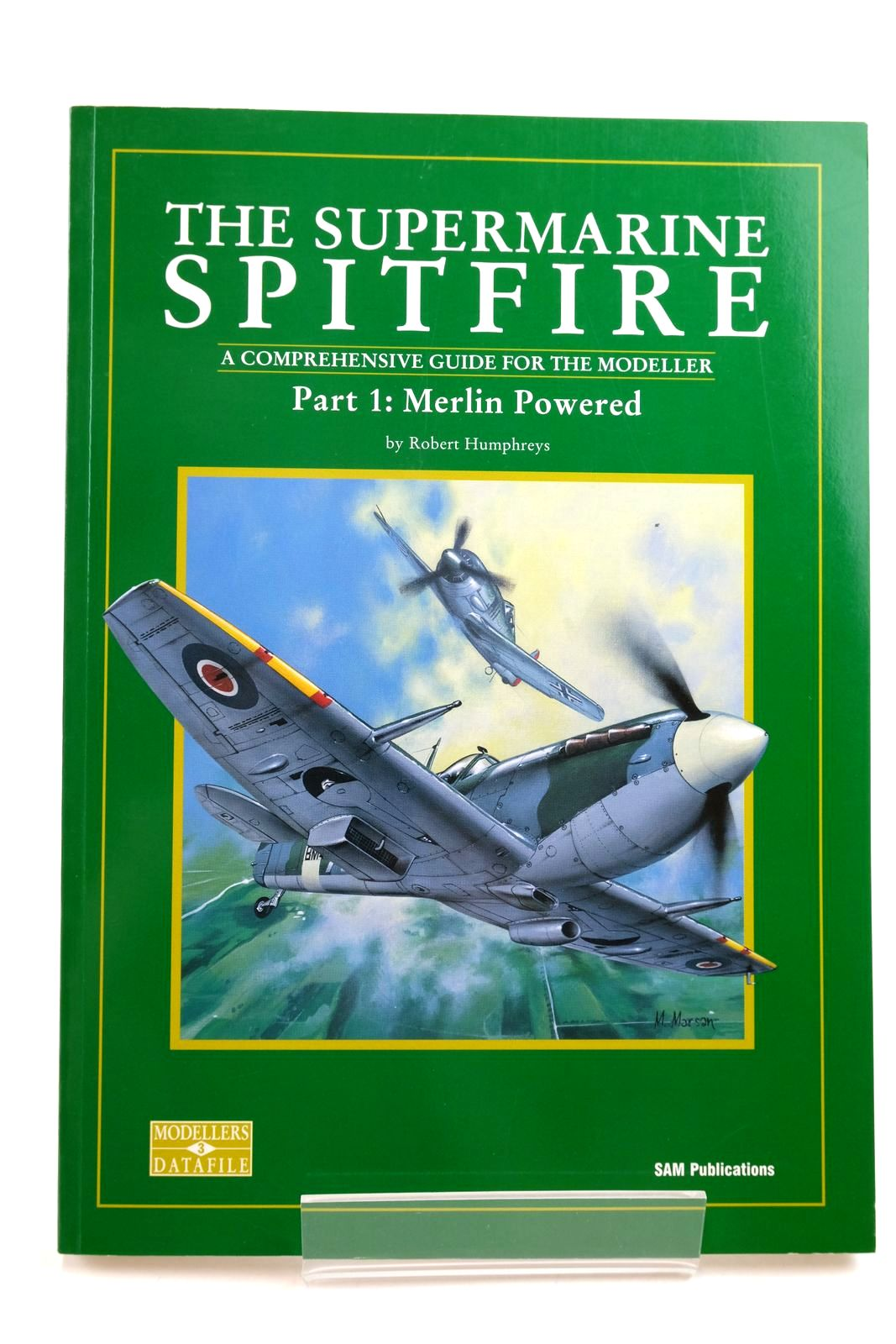 Photo of THE SUPERMARINE SPITFIRE: A COMPREHENSIVE GUIDE FOR THE MODELLER PART 1: MERLIN POWERED- Stock Number: 2134486