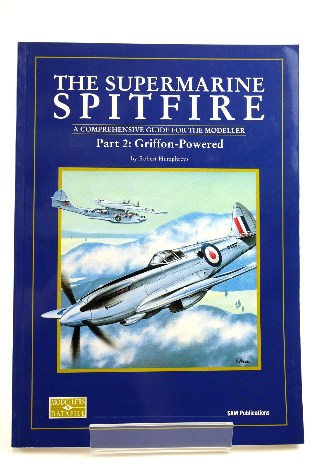 Photo of THE SUPERMARINE SPITFIRE: A COMPREHENSIVE GUIDE FOR THE MODELLER PART 2: GRIFFON-POWERED- Stock Number: 2134487