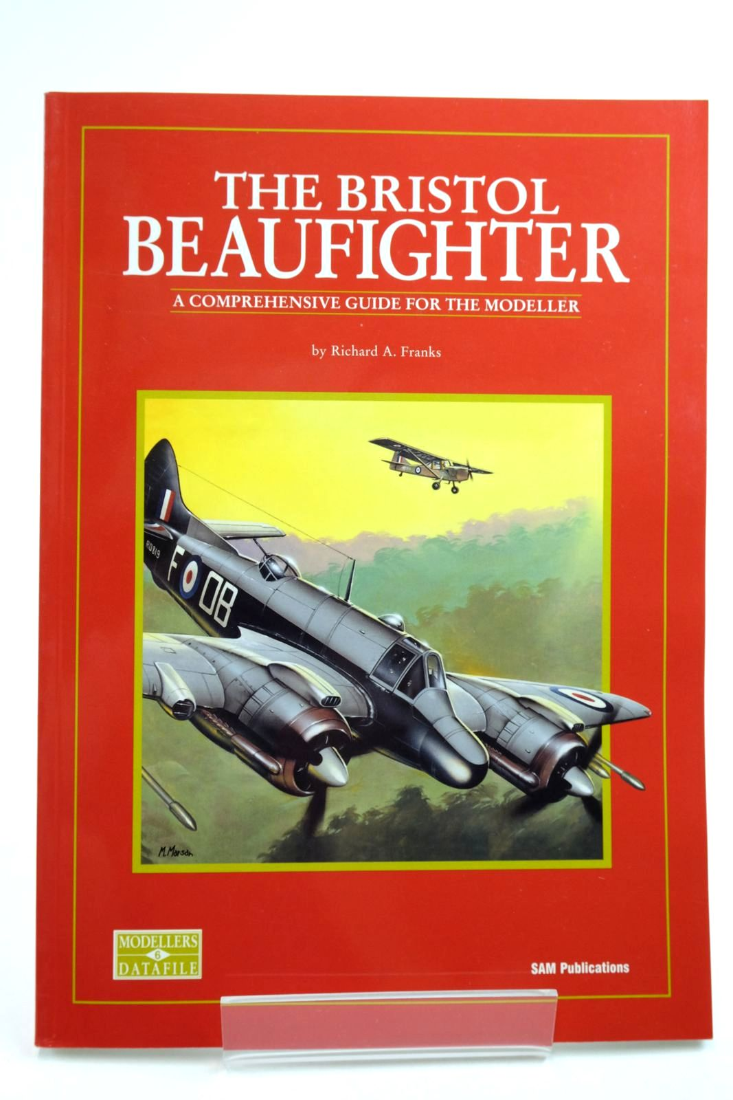 Photo of THE BRISTOL BEAUFIGHTER: A COMPREHENSIVE GUIDE FOR THE MODELLER- Stock Number: 2134489