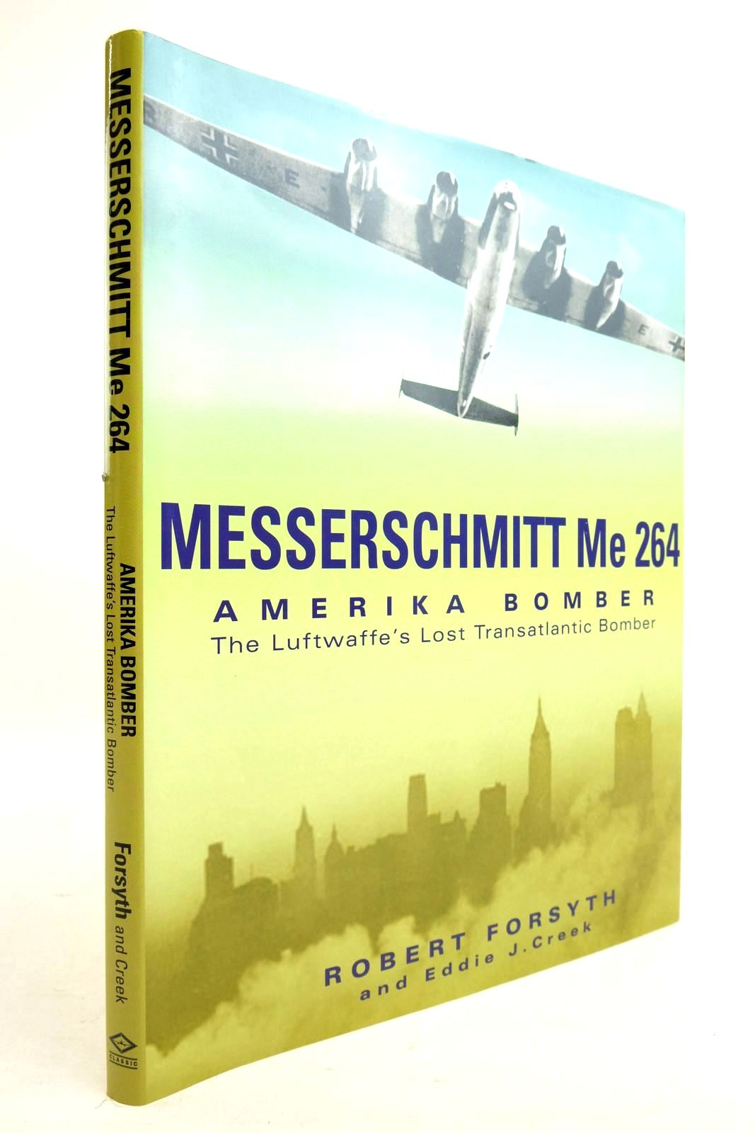 Photo of MESSERSCHMITT ME264 AMERIKA BOMBER- Stock Number: 2134507