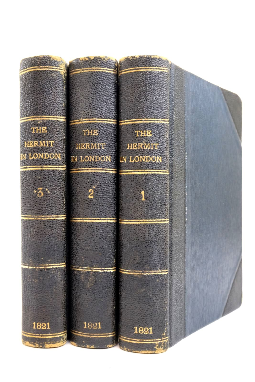 Photo of THE HERMIT IN LONDON; OR, SKETCHES OF ENGLISH MANNERS (3 VOLUMES)- Stock Number: 2134508