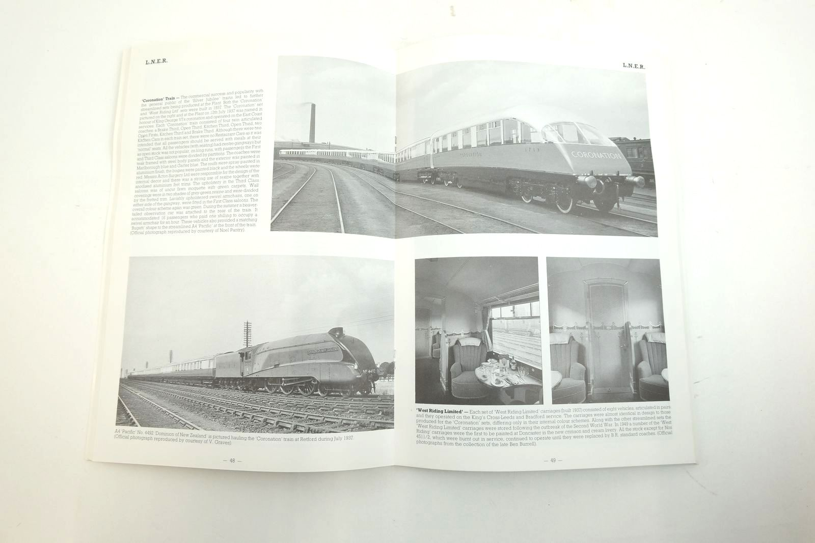 Photo of DONCASTER PLANT WORKS written by Woods, Susan Jane Tuffrey, Peter published by Bond Publications (STOCK CODE: 2134509)  for sale by Stella & Rose's Books