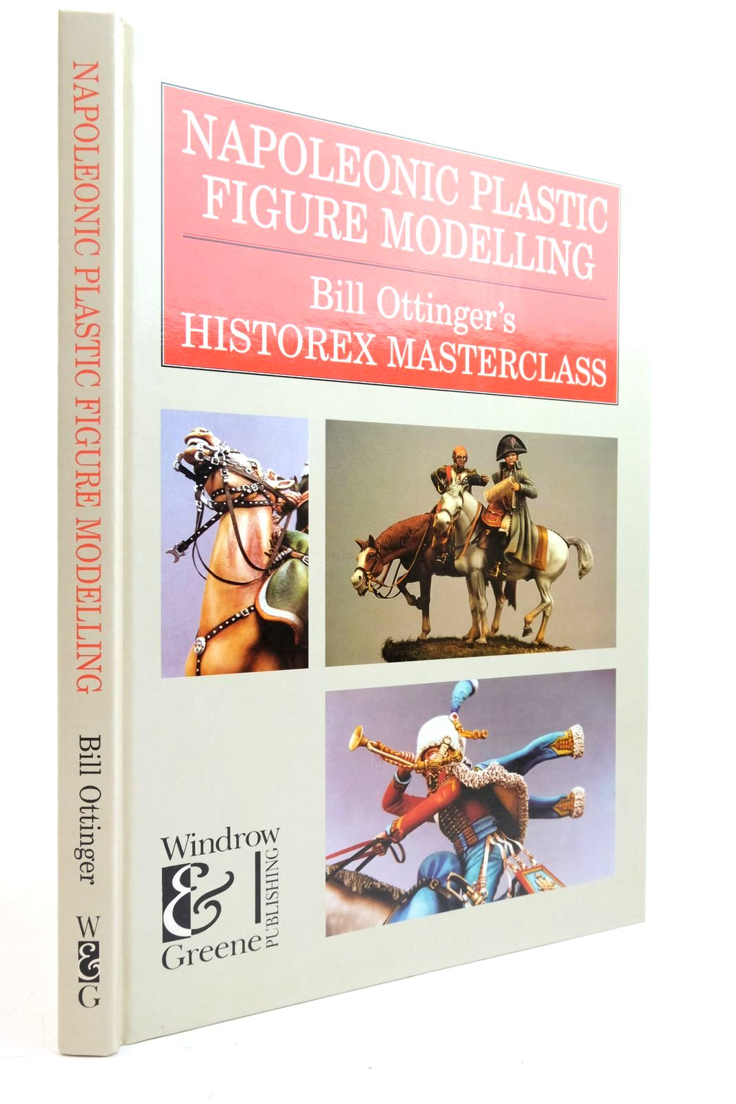 Photo of NAPOLEONIC PLASTIC FIGURE MODELLING written by Ottinger, Bill published by Windrow & Greene (STOCK CODE: 2134518)  for sale by Stella & Rose's Books