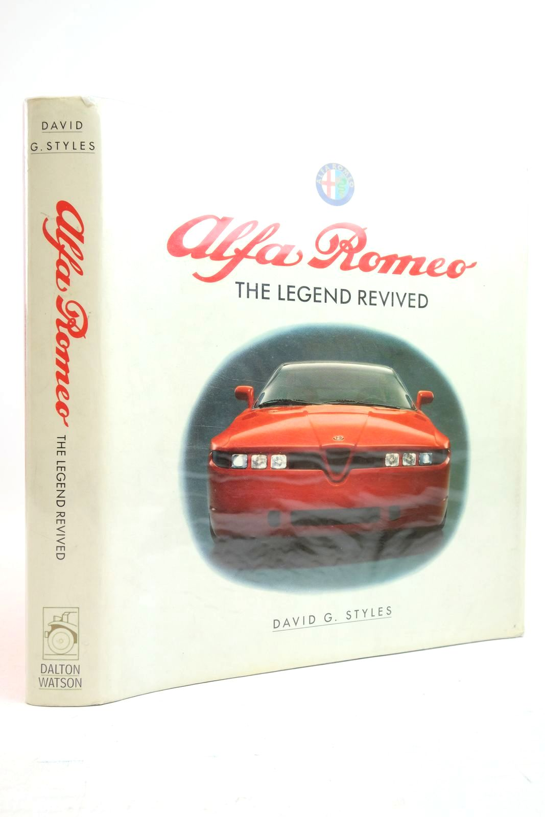 Photo of ALFA ROMEO THE LEGEND REVIVED- Stock Number: 2134523