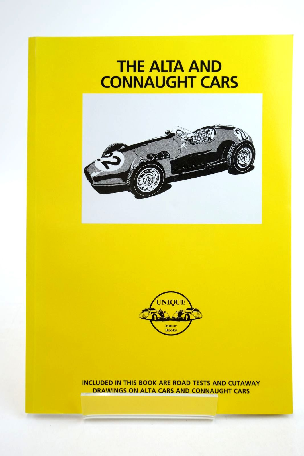 Photo of THE ALTA AND CONNAUGHT CARS- Stock Number: 2134534