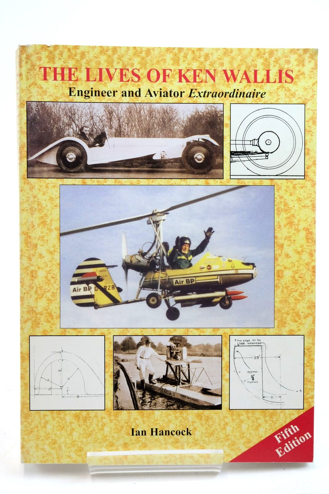 Photo of THE LIVES OF KEN WALLIS ENGINEER AND AVIATOR EXTRAORDINAIRE- Stock Number: 2134540