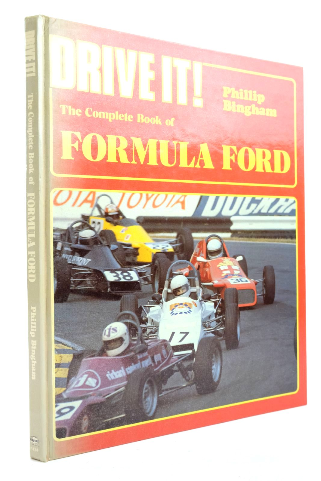 Photo of DRIVE IT! THE COMPLETE BOOK OF FORMULA FORD- Stock Number: 2134543