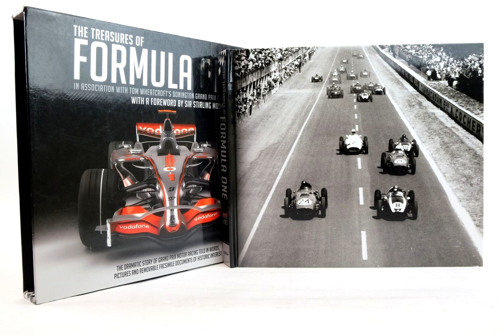 Photo of THE TREASURES OF FORMULA ONE IN ASSOCIATION WITH TOM WHEATCROFT'S DONINGTON GRAND PRIX COLLECTION- Stock Number: 2134544