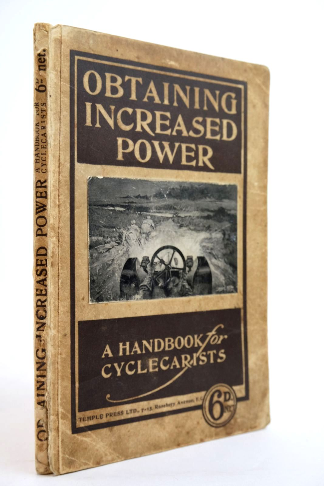 Photo of OBTAINING INCREASED POWER: A HANDBOOK FOR CYCLECARISTS- Stock Number: 2134564