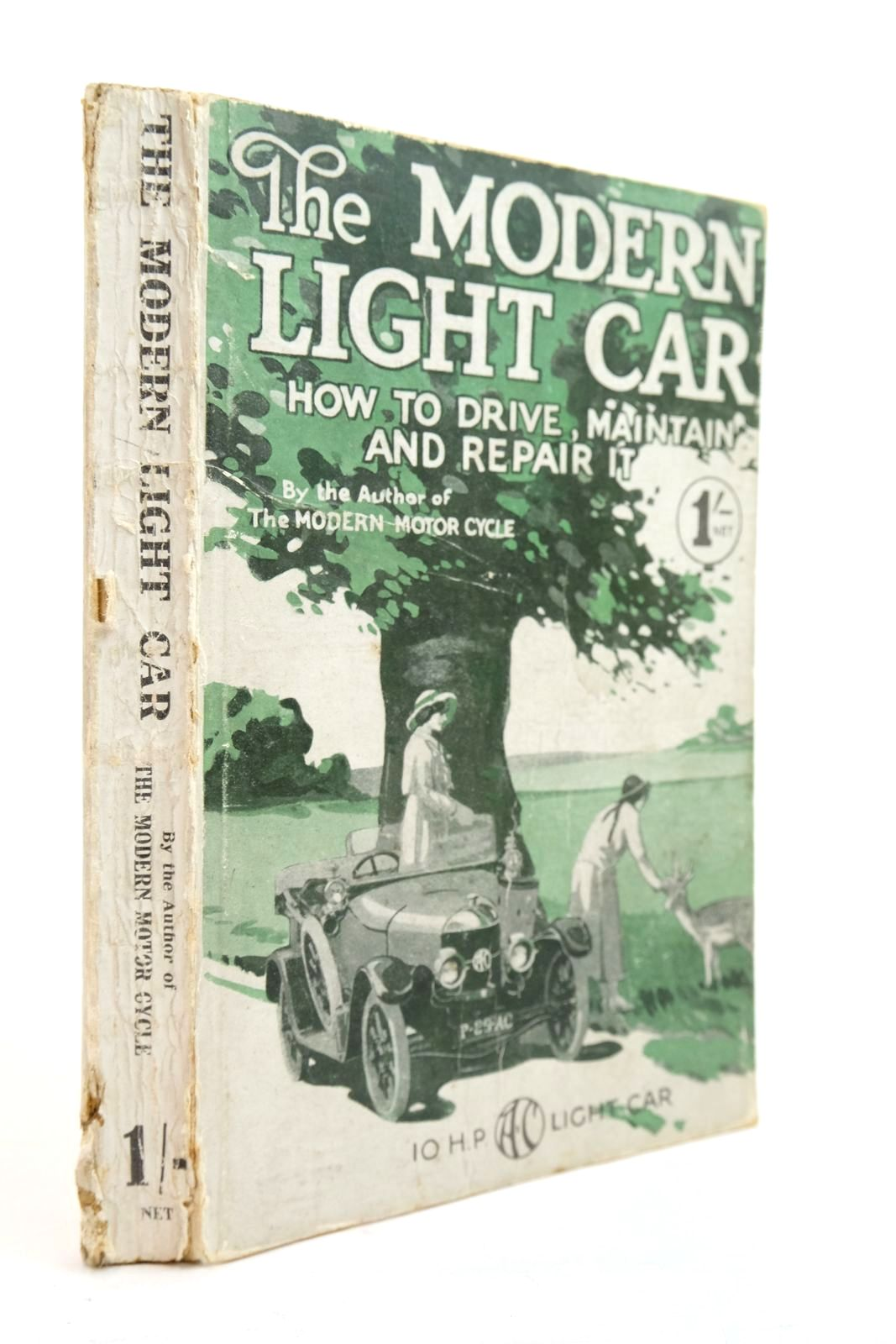 Photo of THE MODERN LIGHT CAR: HOW TO DRIVE, MAINTAIN, AND REPAIR IT published by C. Arthur Pearson Ltd. (STOCK CODE: 2134565)  for sale by Stella & Rose's Books