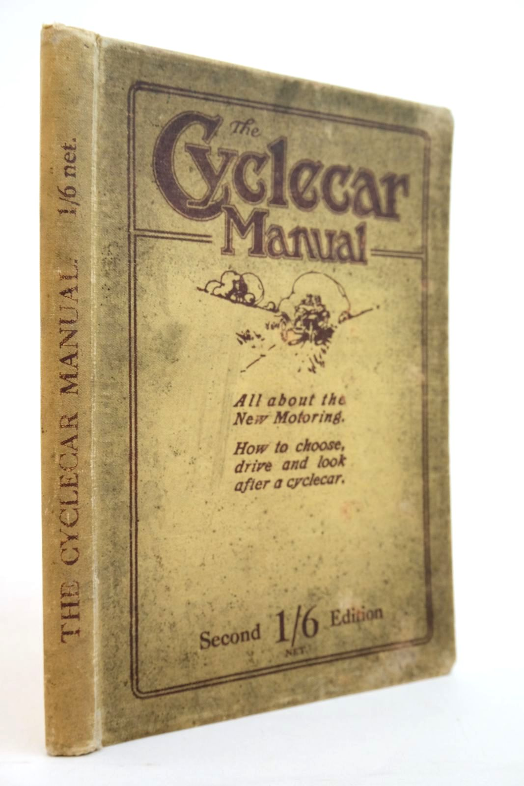 Photo of THE CYCLECAR MANUAL published by Temple Press Limited (STOCK CODE: 2134567)  for sale by Stella & Rose's Books