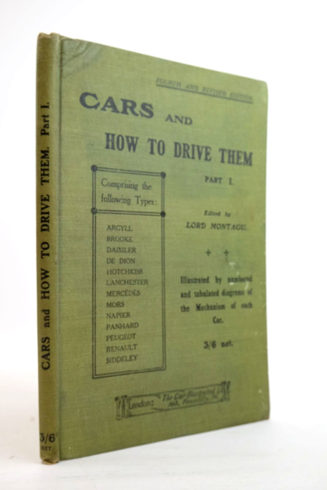 Photo of CARS AND HOW TO DRIVE THEM PART I- Stock Number: 2134574