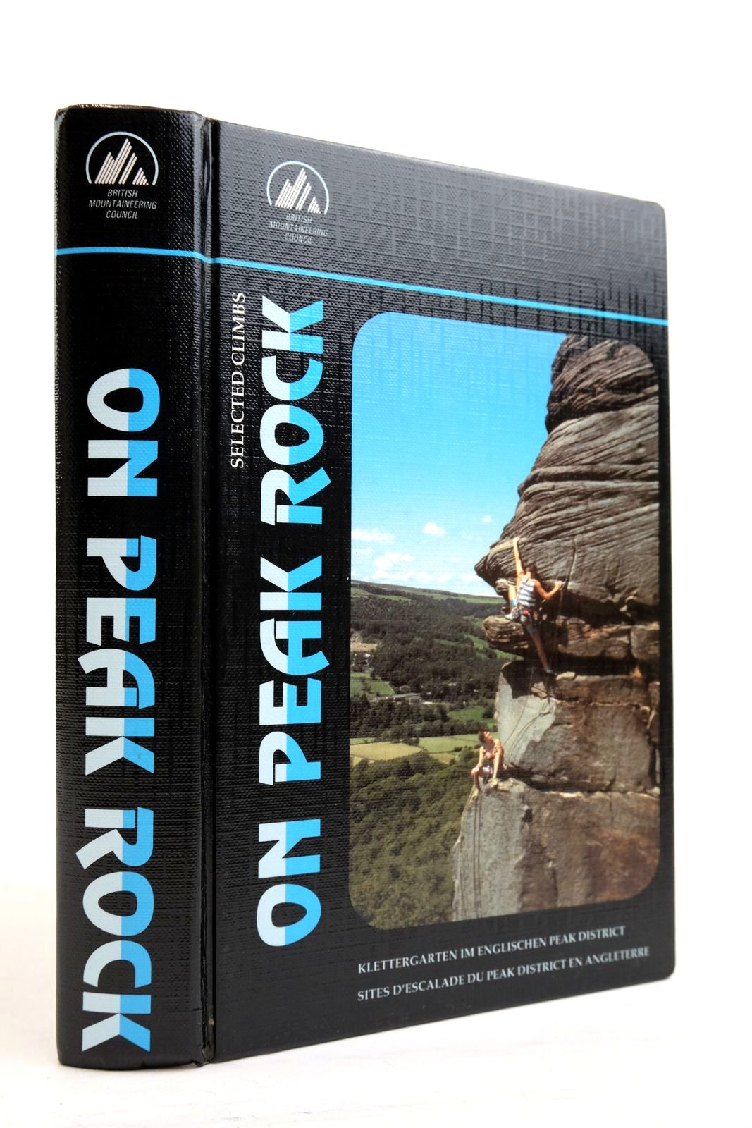 Photo of ON PEAK ROCK written by Dawson, Carl Milburn, Geoff et al, published by British Mountaineering Council (STOCK CODE: 2134579)  for sale by Stella & Rose's Books
