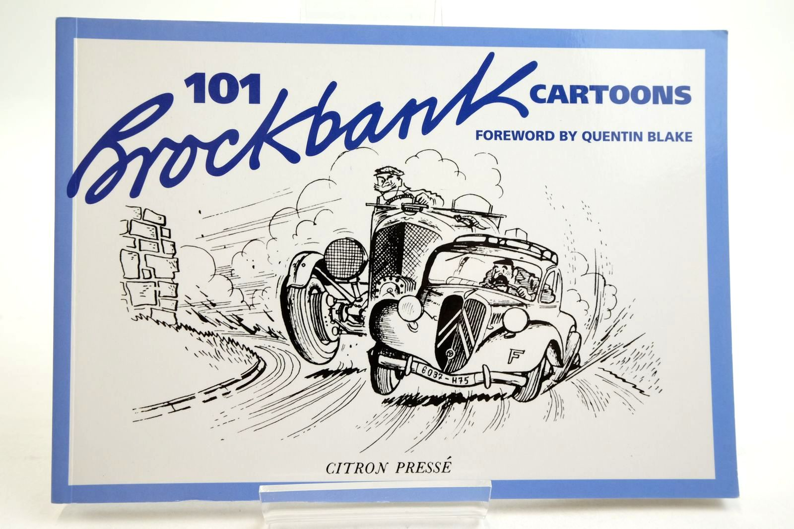 Photo of 101 BROCKBANK CARTOONS- Stock Number: 2134580
