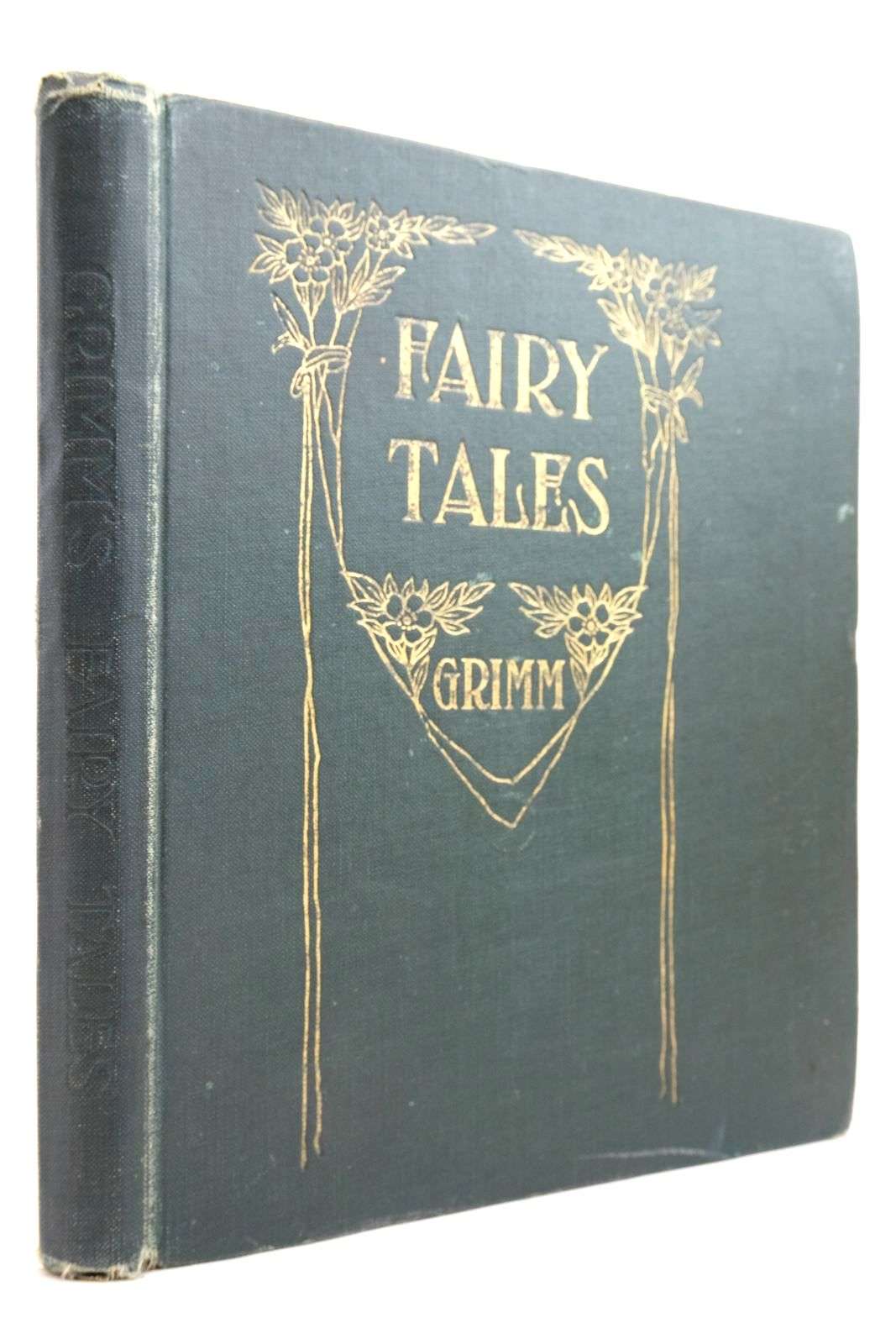Photo of GRIMM'S FAIRY TALES RETOLD IN ONE-SYLLABLE WORDS written by Grimm, Brothers published by McLoughlin Bros. (STOCK CODE: 2134588)  for sale by Stella & Rose's Books