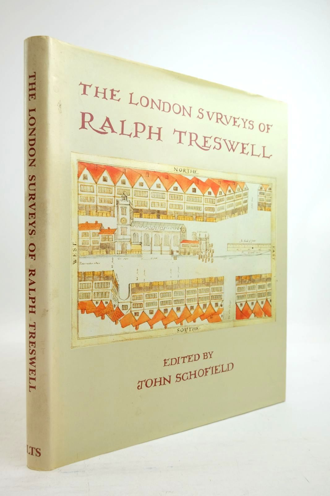 Photo of THE LONDON SURVEYS OF RALPH TRESWELL- Stock Number: 2134593