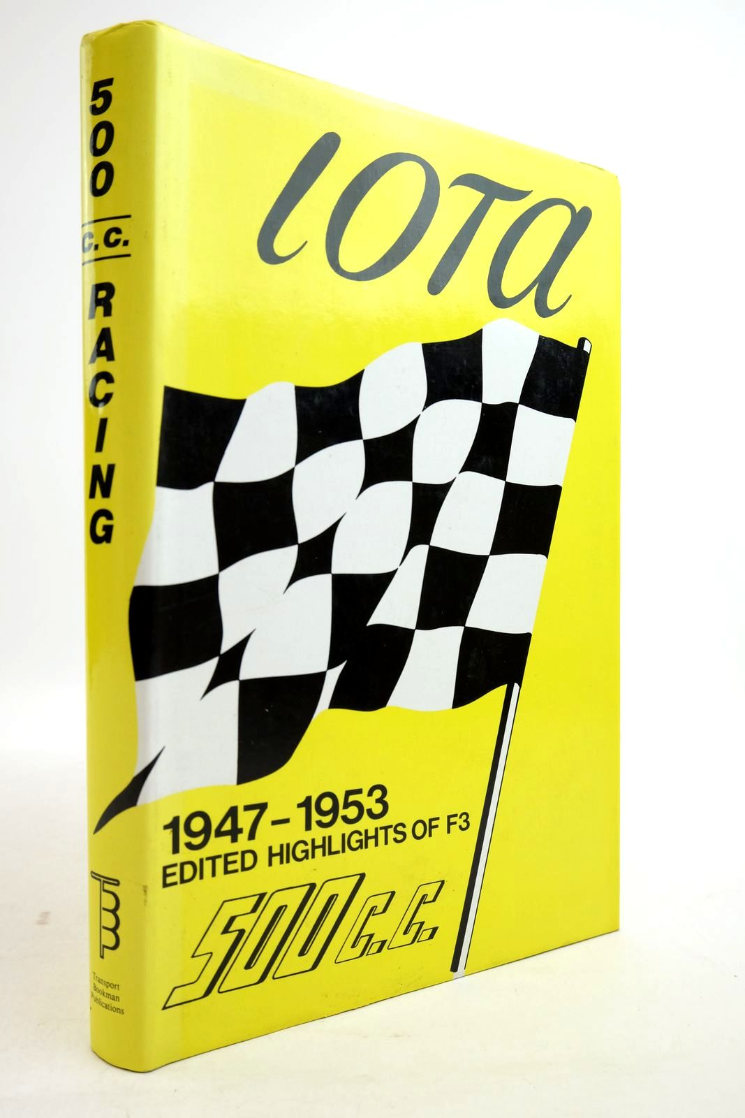 Photo of IOTA 1947-1953 published by Transport Bookman Publications (STOCK CODE: 2134597)  for sale by Stella & Rose's Books