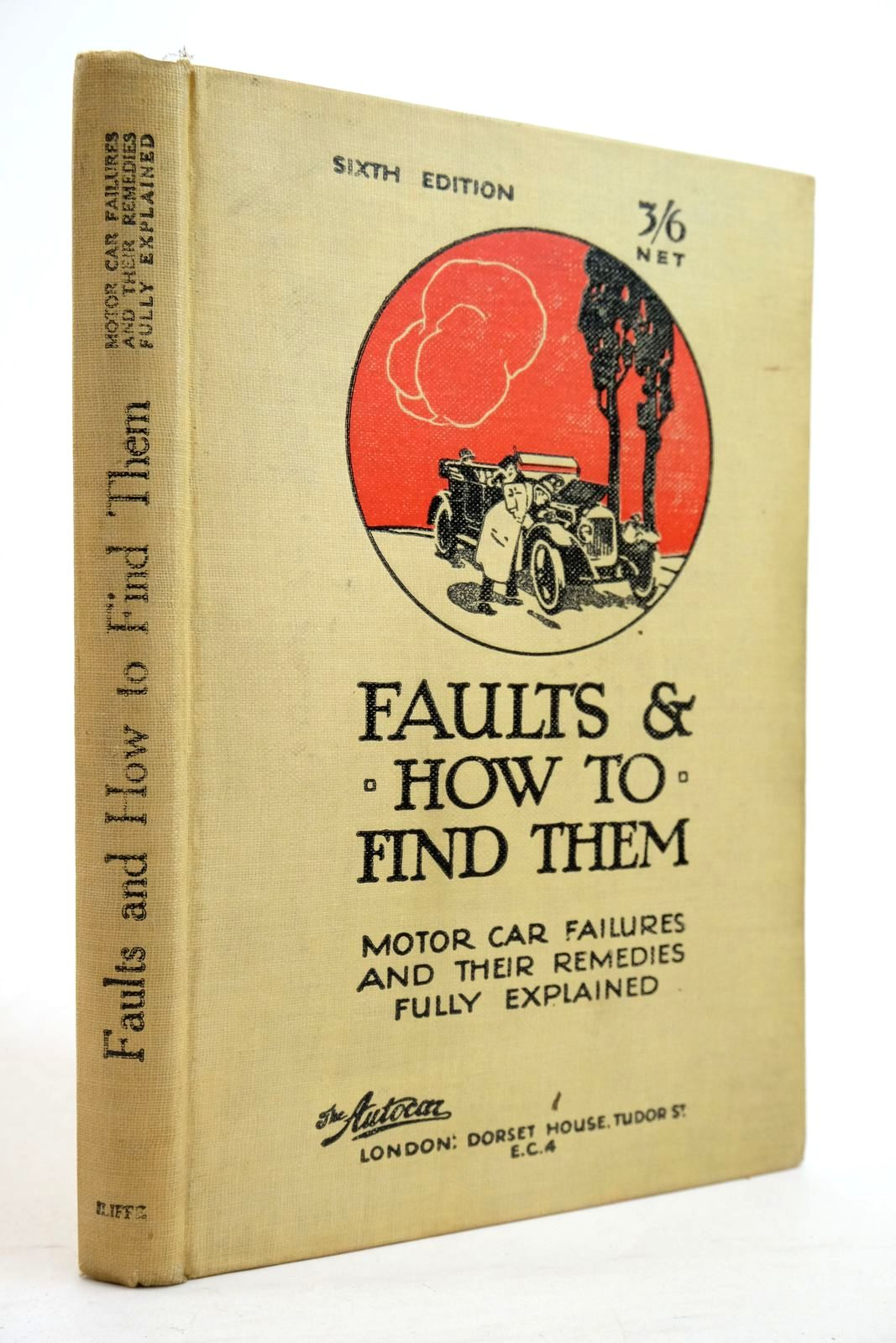 Photo of FAULTS AND HOW TO FIND THEM written by Bickford, J.S.V. published by Iliffe & Sons Limited (STOCK CODE: 2134606)  for sale by Stella & Rose's Books