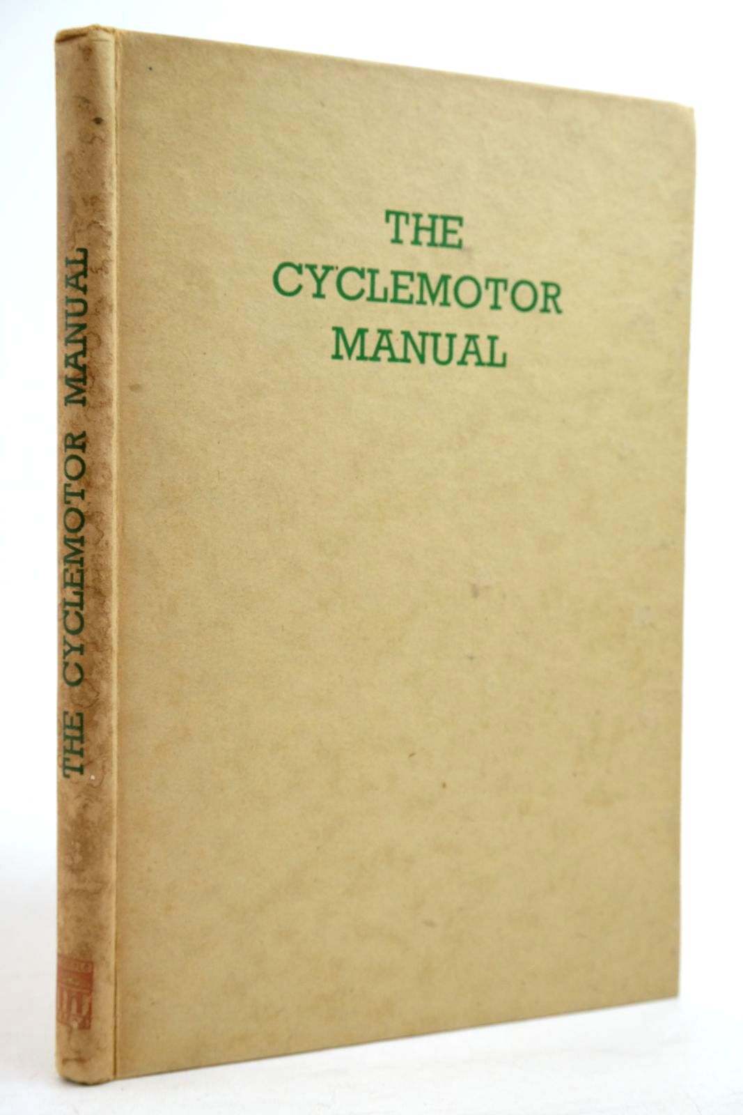 Photo of THE CYCLEMOTOR MANUAL published by Temple Press Limited (STOCK CODE: 2134618)  for sale by Stella & Rose's Books