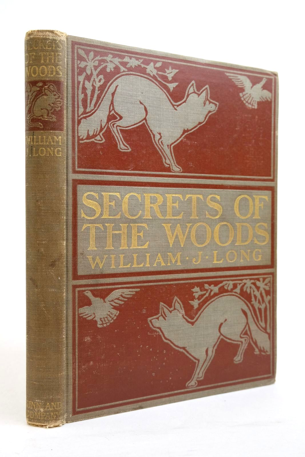 Photo of SECRETS OF THE WOODS- Stock Number: 2134628