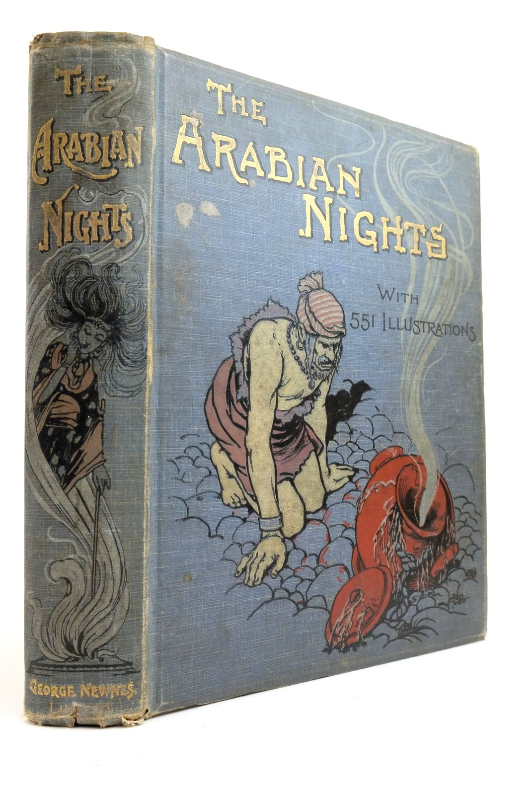 Photo of THE ARABIAN NIGHTS ENTERTAINMENTS- Stock Number: 2134633