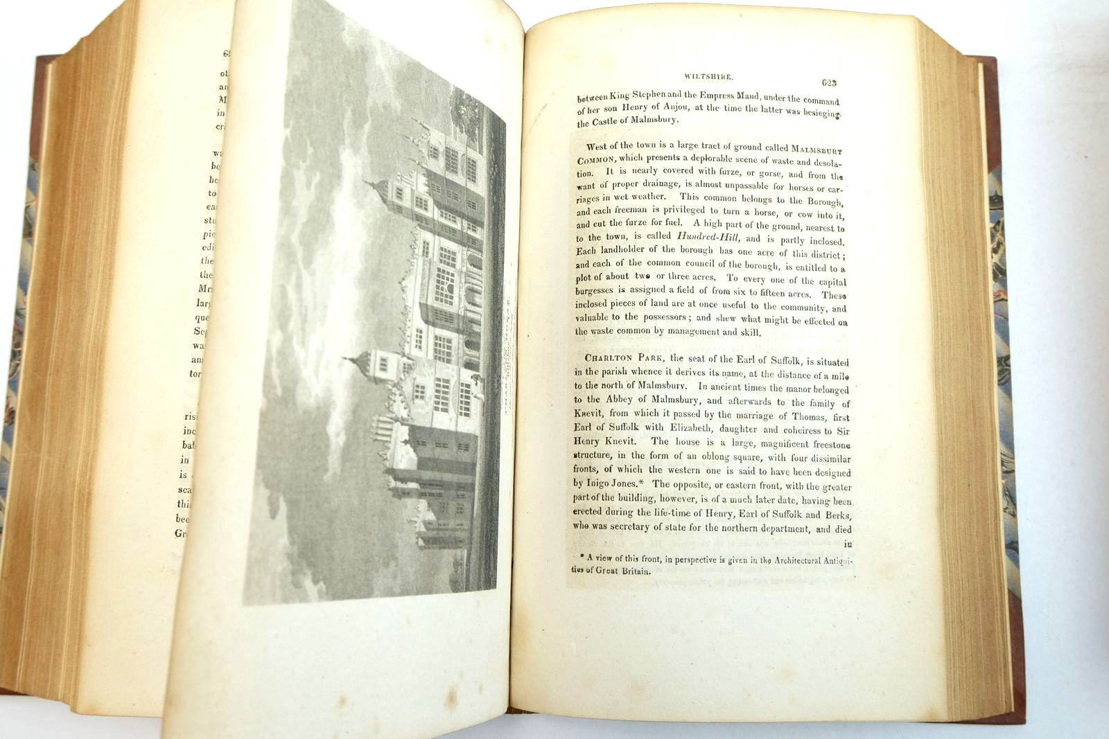 Photo of THE BEAUTIES OF ENGLAND AND WALES VOL XV PARTS 1 & 2 (2 VOLUMES) written by Britton, John Brewer, J. Norris Hodgson, J. Laird, F.C. published by J. Harris (STOCK CODE: 2134641)  for sale by Stella & Rose's Books