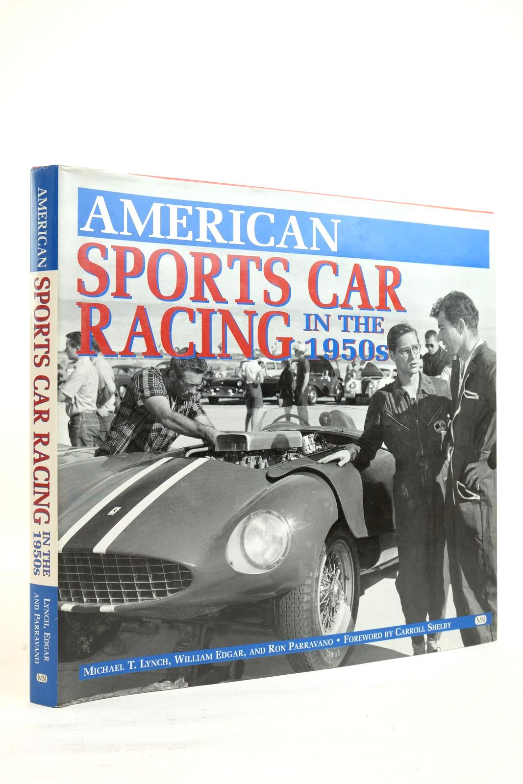 Photo of AMERICAN SPORTS CAR RACING IN THE 1950S- Stock Number: 2134648