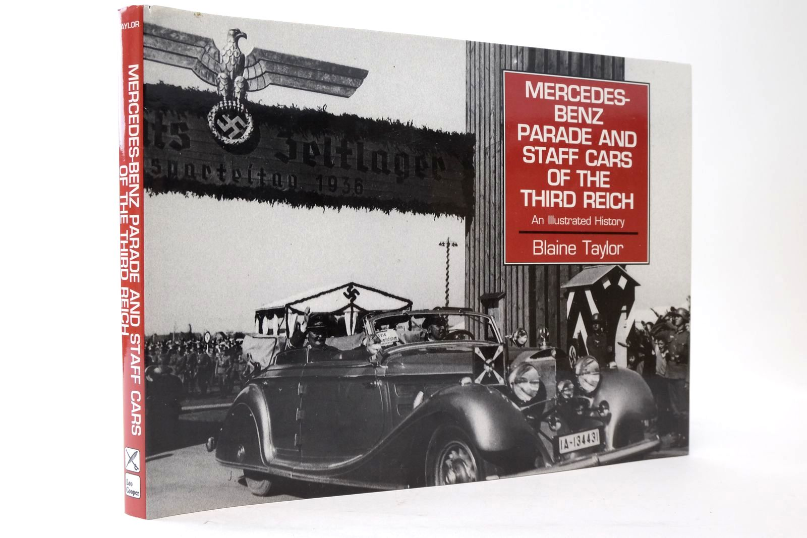 Photo of MERCEDES-BENZ PARADE AND STAFF CARS OF THE THIRD REICH 1933-45- Stock Number: 2134654
