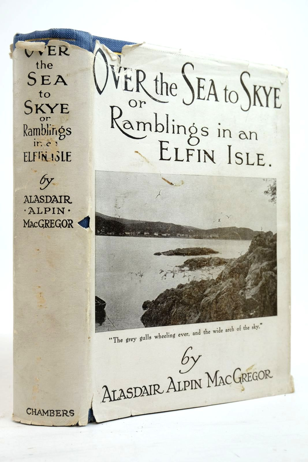 Photo of OVER THE SEA TO SKYE- Stock Number: 2134667