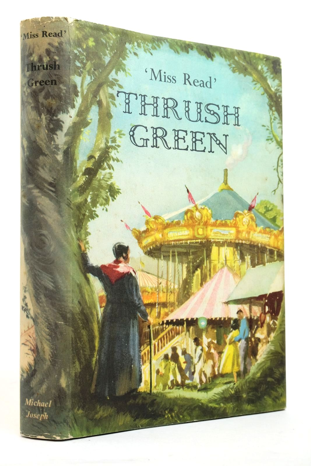 Photo of THRUSH GREEN written by Read, Miss illustrated by Goodall, John S. published by Michael Joseph (STOCK CODE: 2134682)  for sale by Stella & Rose's Books