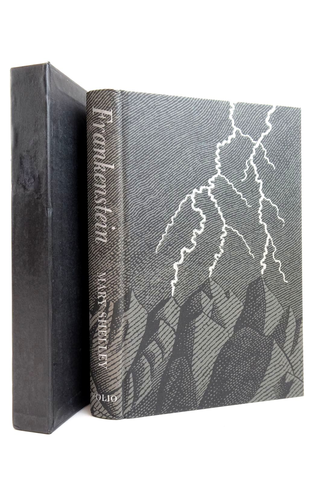 Photo of FRANKENSTEIN OR THE MODERN PROMETHEUS written by Shelley, Mary Seymour, Miranda illustrated by Brockway, Harry published by Folio Society (STOCK CODE: 2134691)  for sale by Stella & Rose's Books